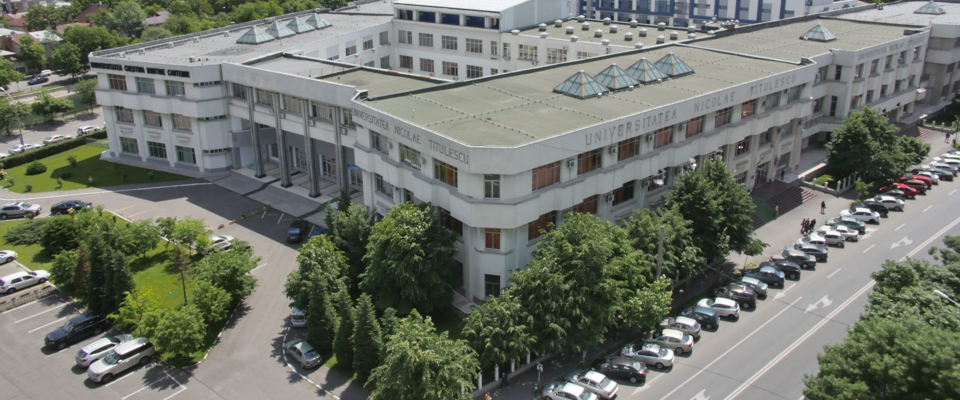 Universitatea Nicolae Titulescu din București
